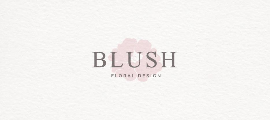 cotton paper floral design logo